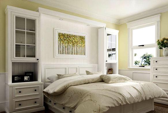 现代风格-卧室