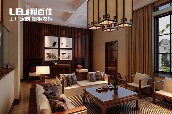 选择实木全屋定制,是因为中国人的实木情结
