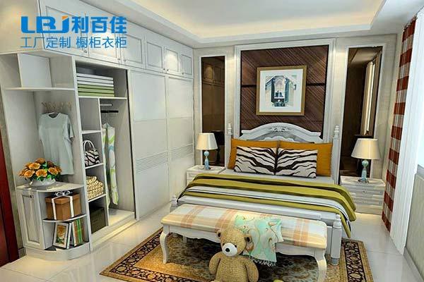 欧式卧室家具定制,创意和经典的融合!