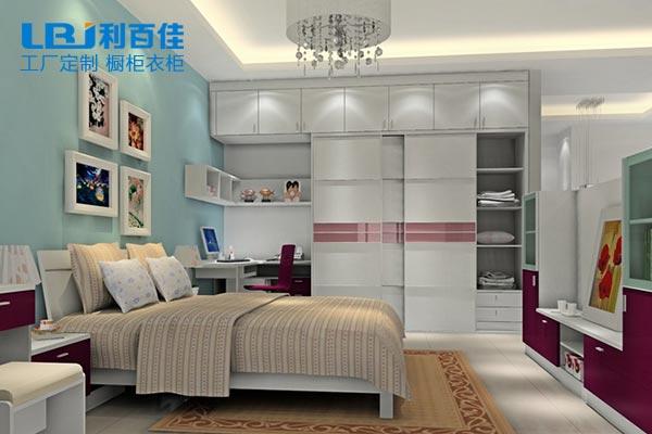 卧室空间家具定制,教你利用好每一个空间