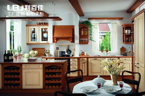 这几种厨房风格中,我最喜欢的还是你——中式风格厨房!