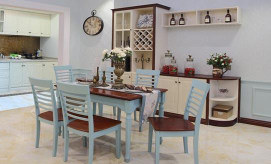 餐厅空间定制家具