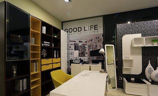 现代风格-书房