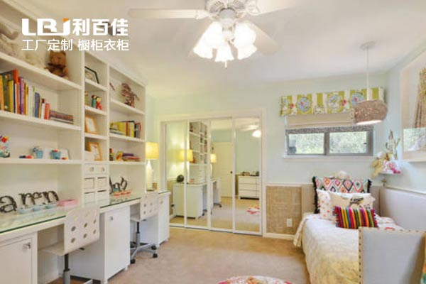儿童房家具定制案例分享