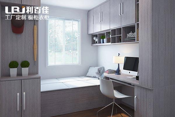所占面积最小,实用性最强的卧室榻榻米家具定制