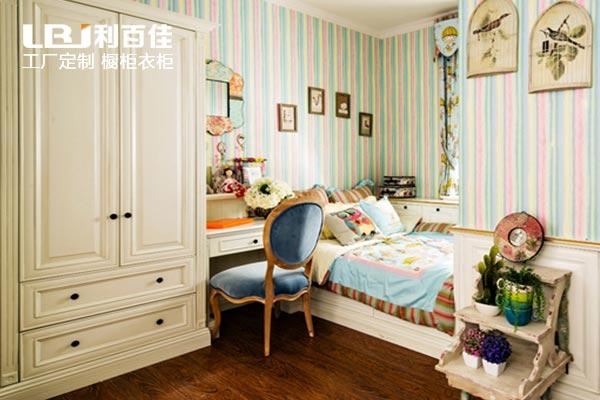 定制儿童房家具,让爱不将就!