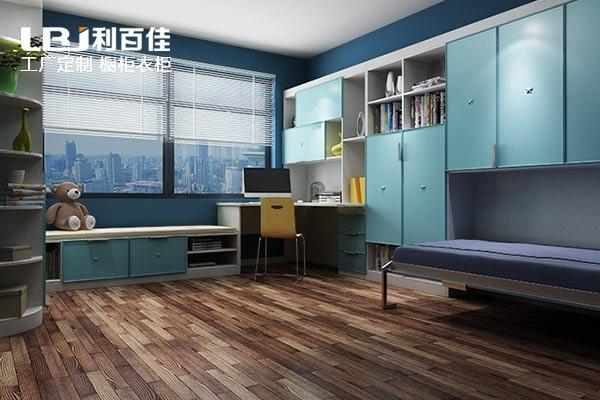 全屋定制家具广受80、90后青睐 定制家居可更大化利用空间