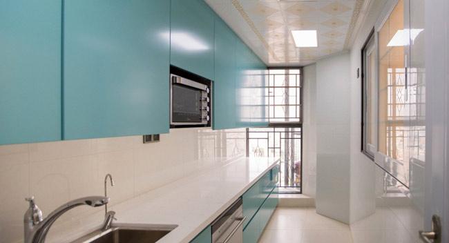 厨房橱柜/4大设计风格,让家就是与众不同