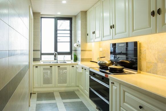 简约欧式风格厨房装修