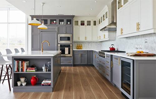 长沙开放式厨房设计,追求时尚烹饪生活