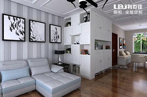 墙壁转角收纳柜这样做,不仅美观更好用
