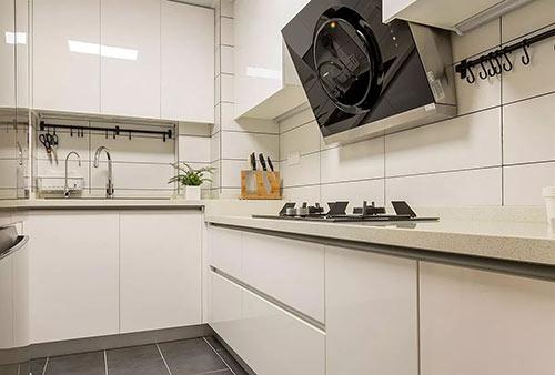 小厨房装修技巧从这四点着手!