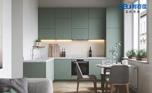 漂亮的L型厨房设计,它的优点还真不少!