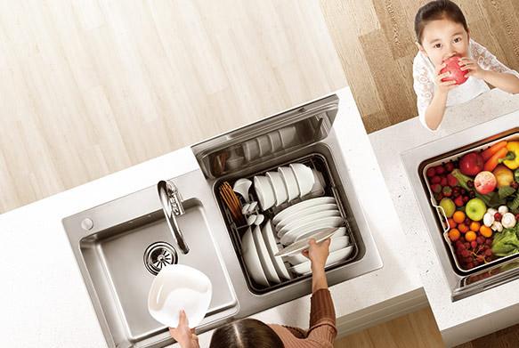 方太水槽洗碗机