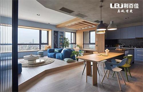 客厅升级的设计方式,让你的生活更有意义
