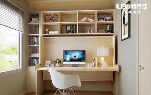 三种不同风格的书房装修,第三种很有韵味
