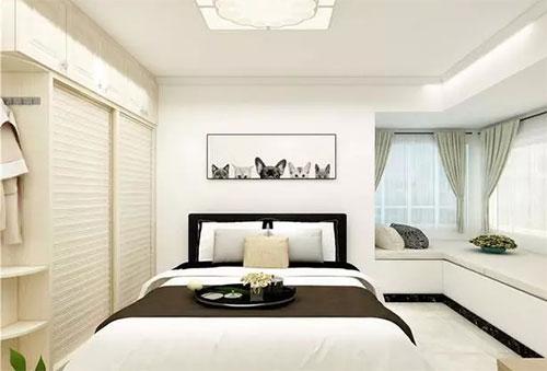 简欧风衣柜定制,轻奢低调的居家享受