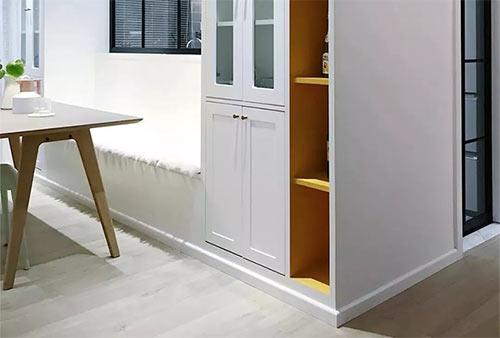利百佳105㎡简约北欧风家具定制,享受简约的美好