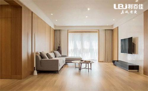 原木简约风全屋家具定制温馨且舒适