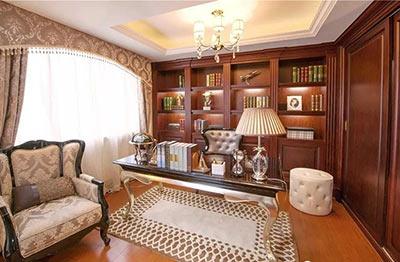 中式书房这样设计装修,享受东方生活美学