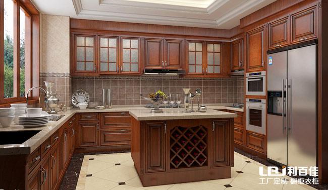 整体厨房橱柜优点